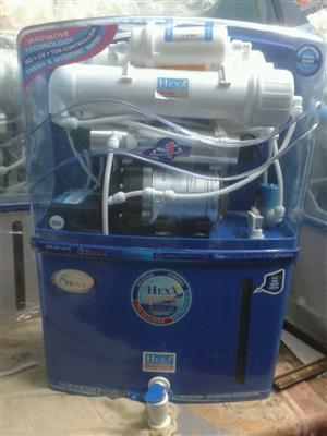 Hexa 1008 Blue water Purifier
