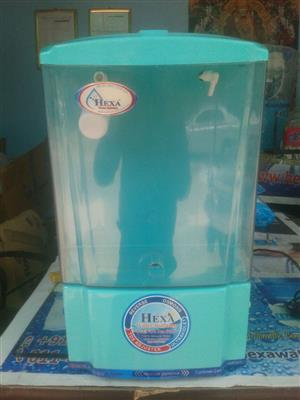 Hexa 1009 Blue water Purifier