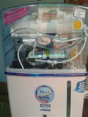 Hexa 1010 White water Purifier
