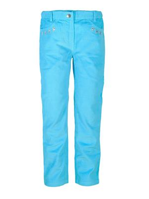 Cacacina 1017-2 Turquoise Girl Trouser