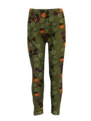 Jungste 1019 Green Girl  legging