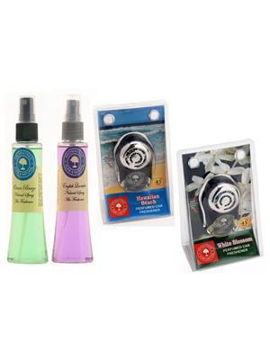 Aromatree 102sosephpw75751010 Air freshener Car Perfume 10 Ml Set of 4