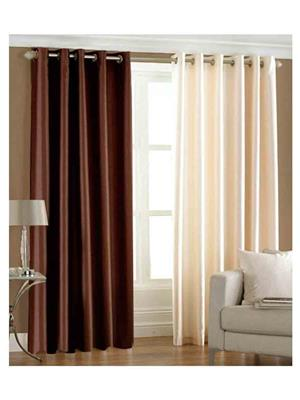 SAI ARPAN 1057-BC-7FT Multicolor Door Curtain