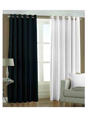 SAI ARPAN 1062-BLW-5FT Multicolor Window Curtain