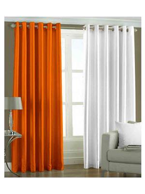 SAI ARPAN 1073-OW-5FT Multicolor Window Curtain