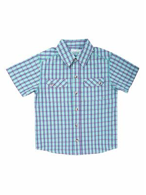 ShopperTree 1178 Multicolored Boy Casual Shirt
