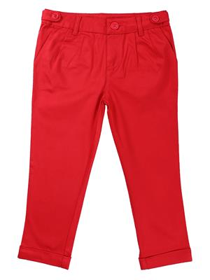ShopperTree 1227 Red Girl Trouser
