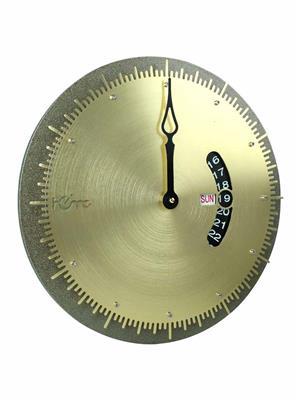 ApolloTime EASY LIFE-G Grey Wall Clock