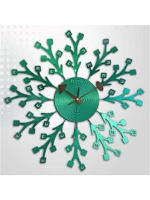 ApolloTime FIG  Green Wall Clock
