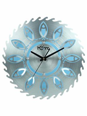 ApolloTime FISH-B  Blue Wall Clock