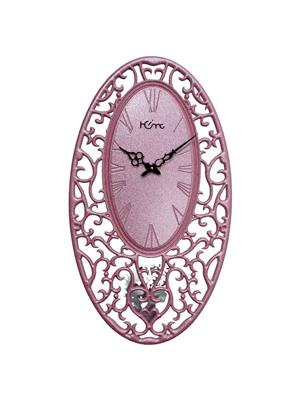 ApolloTime INVISIBLE-MLC  Purple Wall Clock