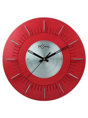 ApolloTime SUN DIAL  Red Wall Clock
