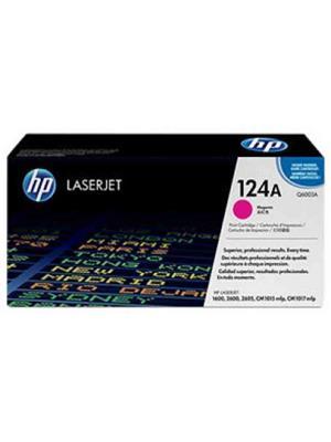 HP 124AP Magenta Toner Cartridge