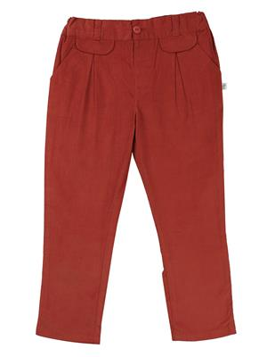 ShopperTree 1253 orange Girl Trouser