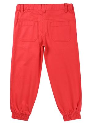 ShopperTree 1255 orange Girl Trouser