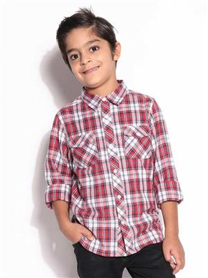 ShopperTree 1331 Multicolored Boy Casual Shirt