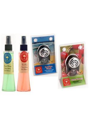 Aromatree 137sostphpc75751010 Air freshener Car Perfume 10 Ml Set of 4