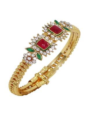 Soni Art Jewellery 138 Golden Women Bangles