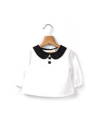 Beebay 142011 White Girl Shirt