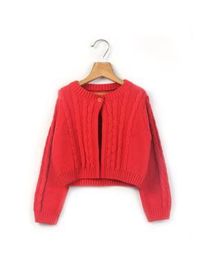 Beebay 142013 Red Girl Shrug