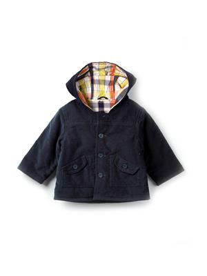 Beebay 142191 Blue Boy Hooded Jacket