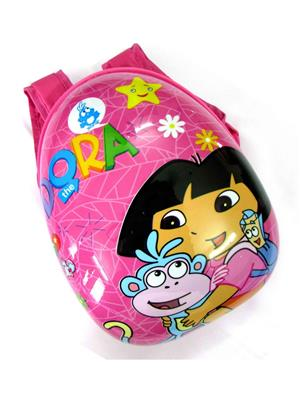 Buddyboo 145024 Pink Unisex Dora Kids Backpack
