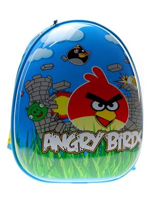 Buddyboo 145031 Blue Unisex Angry Birds Cartoon Kids Backpack