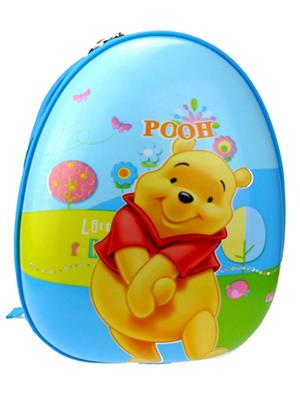 Buddyboo 145033 Blue Unisex Pooh Cartoon Kids Backpack