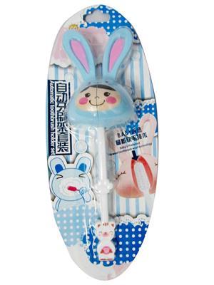 Buddyboo 145061 Blue Animal Kids Toothbrush Holder