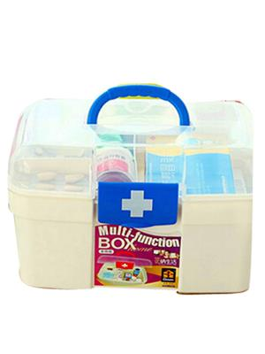 Buddyboo 145075 Blue First Aid Kit Box