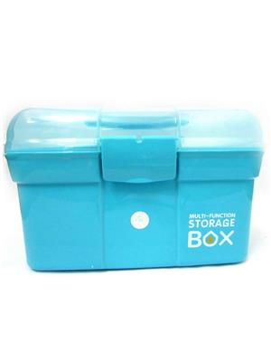 Buddyboo 145083 Blue Storage Box With Layers