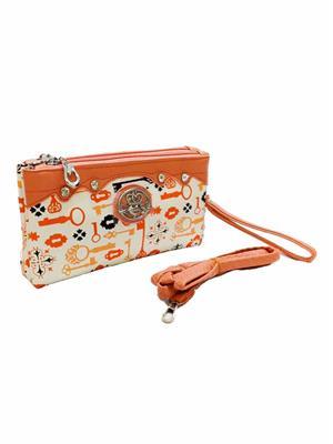 Walletmania 150913B  Valentine Beige Fancy Daily Women Sling Bag