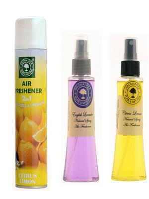 Aromatree 154acsesc3007575 Room Freshener 75 Ml Set Of 3