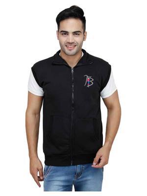 Trendy Bandey TBS-15510 Black Men Sweatshirt
