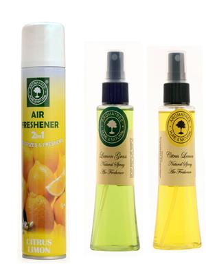 Aromatree 156acslsc3007575 Room Freshener 75 Ml Set Of 3