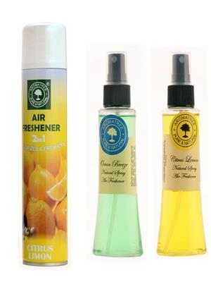 Aromatree 157acsosc3007575 Room Freshener 75 Ml Set Of 3