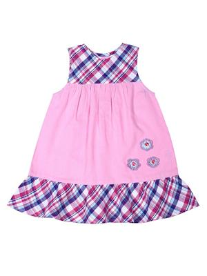 ShopperTree ST-1610 Pink Girl Dress