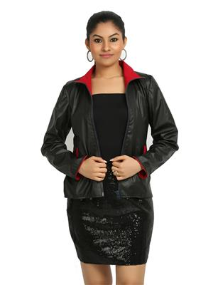 Fbbic 16145 Black  Women Jacket