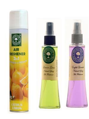 Aromatree 161acslse3007575 Room Freshener 75 Ml Set Of 3