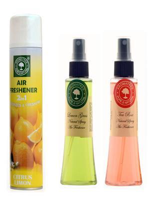 Aromatree 168acslst3007575 Room Freshener 75 Ml Set Of 3