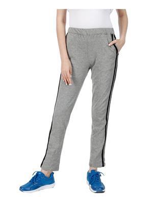 Bhanuja 16Bj0016 Grey Women Track Pant