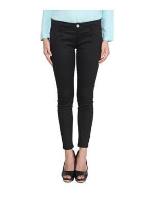Bhanuja 16Bj0019 Black Women Trouser