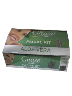 CHASE 16 ALOEVERA FACIAL KIT