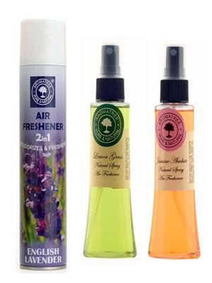 Aromatree 178aeslsj3007575 Room Freshener 75 Ml Set Of 3