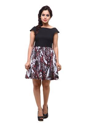 Fbbic 18057 Multicolored Women Dresses