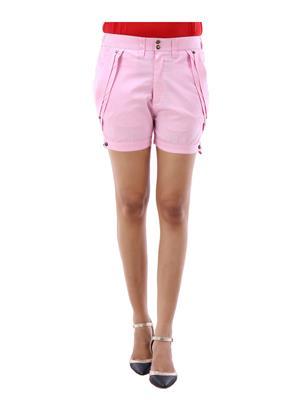 Fbbic 18115 Pink Women Short