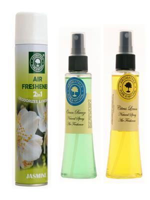 Aromatree 187ajsosc3007575 Room Freshener 75 Ml Set Of 3