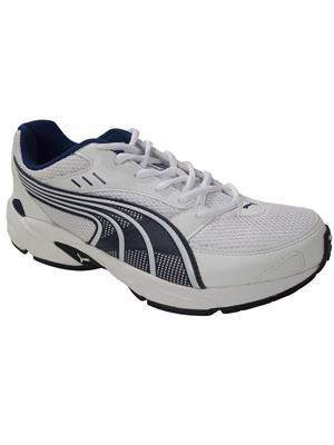 Puma Pluto DP White/Black Running Shoes