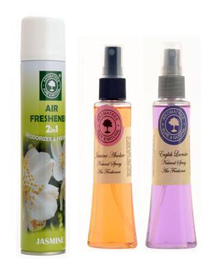 Aromatree 189ajsjse3007575 Room Freshener 75 Ml Set Of 3