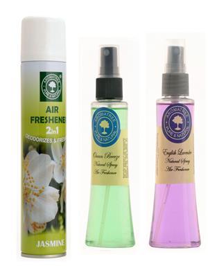 Aromatree 191ajsose3007575 Room Freshener 75 Ml Set Of 3